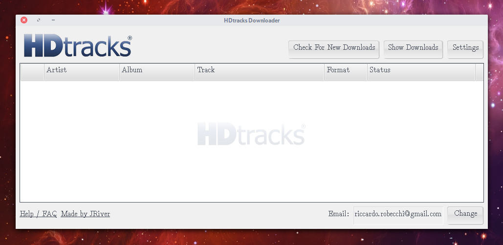 HDTracks Downloader on Linux: a quick guide - Soundphile Review