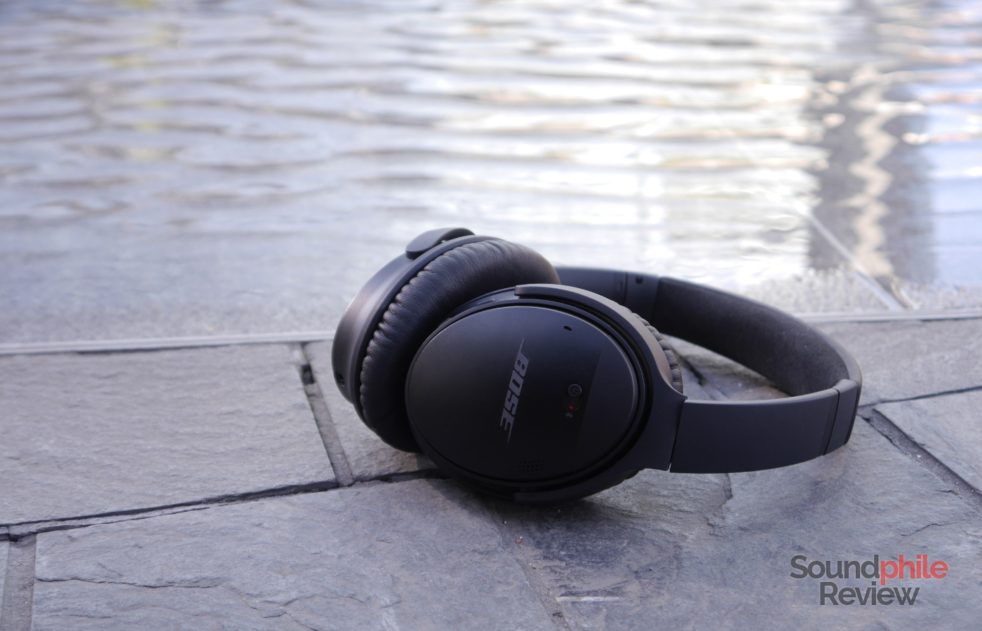Bose Quietcomfort 35 Review When Comfort Is Quiet Soundphile Qc25 Headphone For Apple Devices White