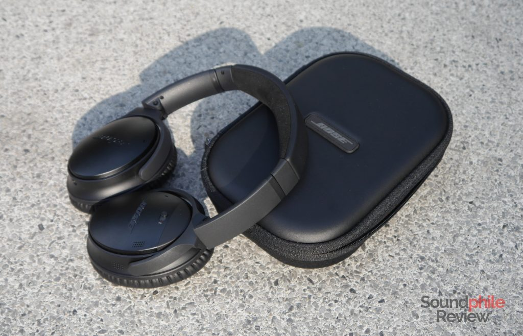 Bose QuietComfort 35 accessories