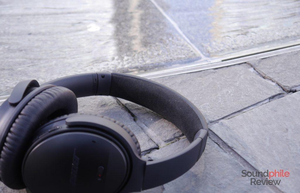 Bose QuietComfort 35 headband