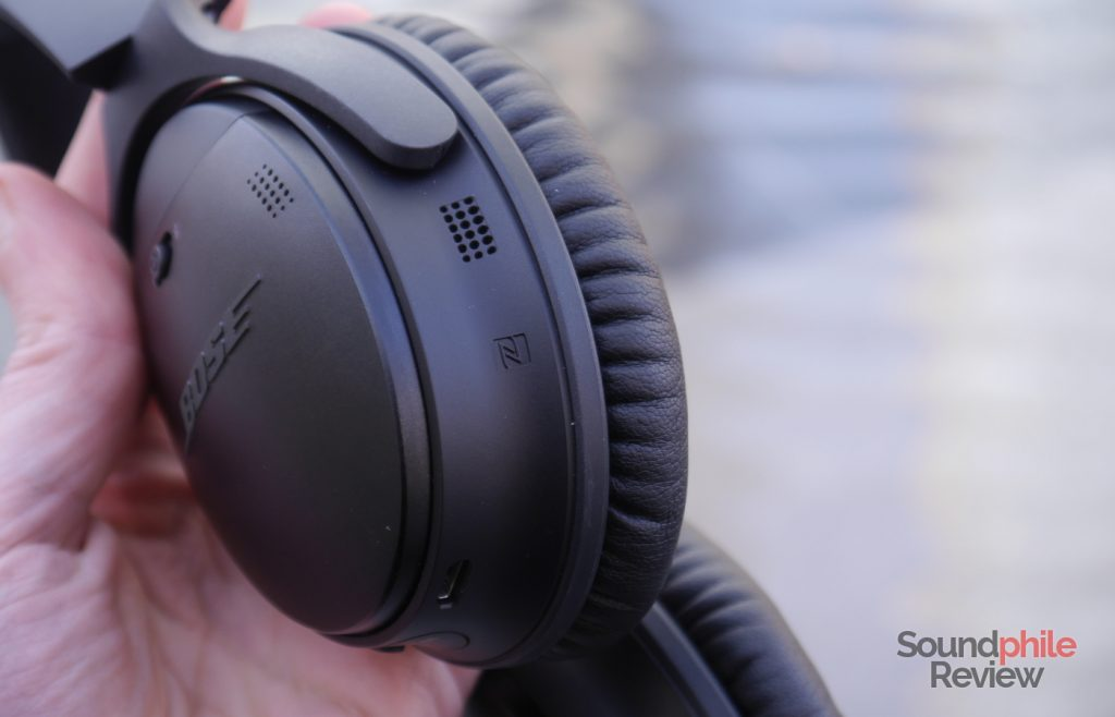 Bose QuietComfort 35 NFC