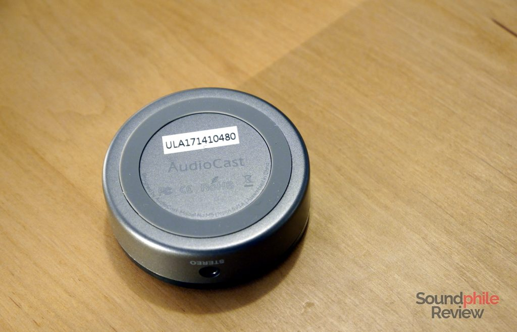 AudioCast review: good hardware with terrible software