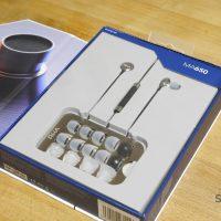 RHA MA650a packaging