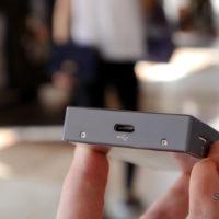 Cayin N5ii USB Type-C port