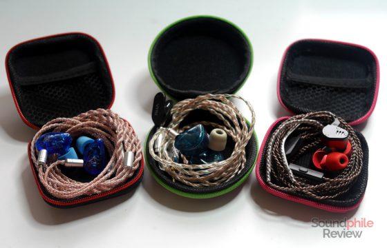 KZ ED16 ES4 ZSA Headphones in Pictures