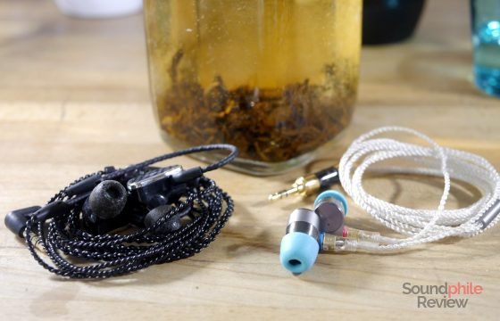 Headphones in Pictures Tin Audio T2 and Shozy Hibiki Mk2