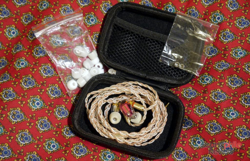 Shozy x Neo CP box and accessories