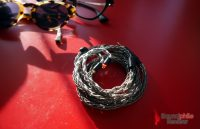 Yinyoo brown 8-core silver plated cable review