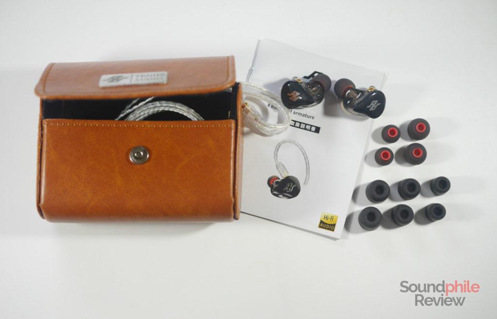 Tenhz P4 Pro accessories