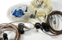 Headphones in Pictures Tin Audio T3, Toneking T4, Shozy BK, Shozy x Neo BG