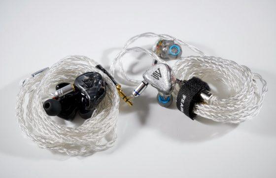 Fearless Audio S6 RUI Toneking T88K Headphones in Pictures