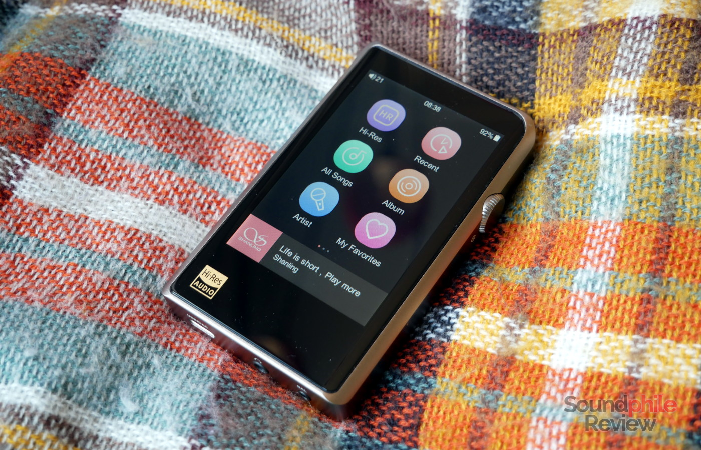 Shanling M2X review