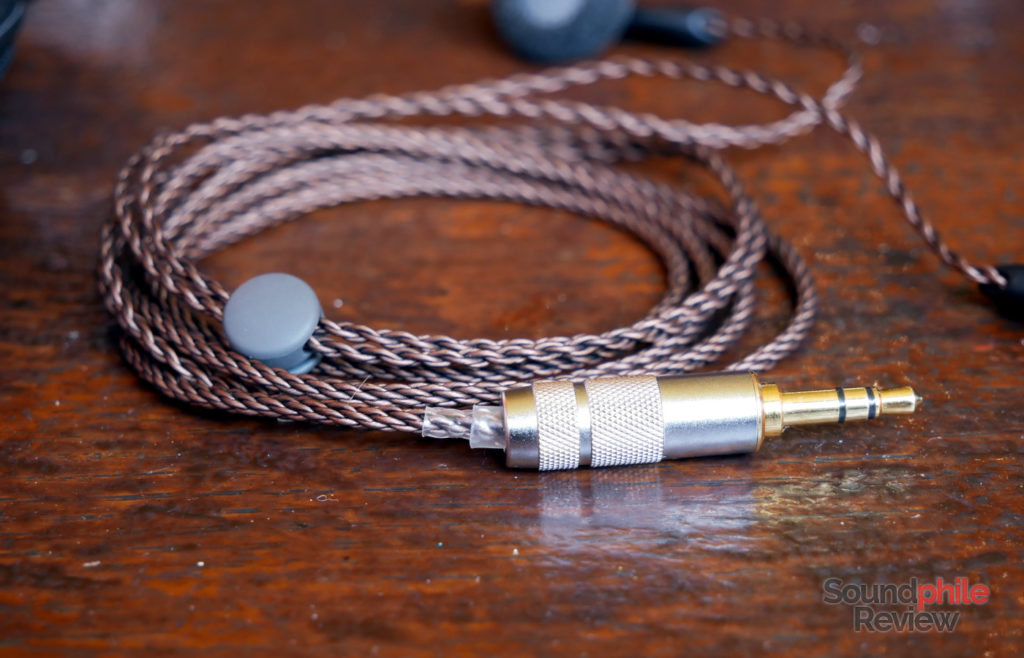 Shozy Stardust BK cable