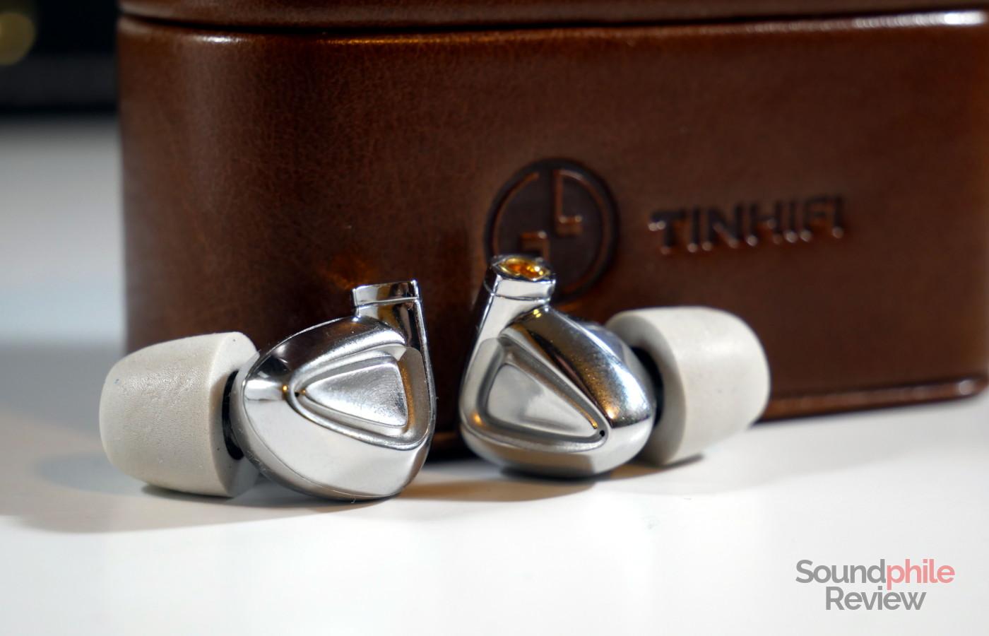 Tin HiFi P1 Headphones in Pictures
