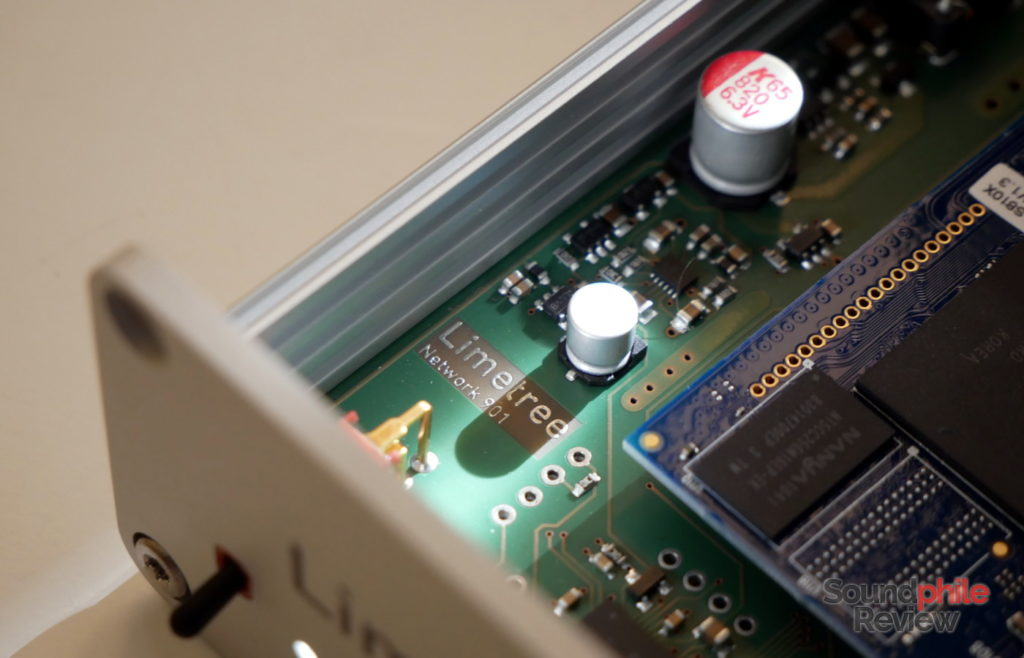 Lindemann Limetree Network PCB