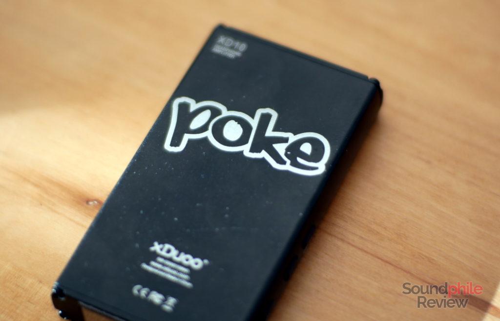 xDuoo XD-10 Poke