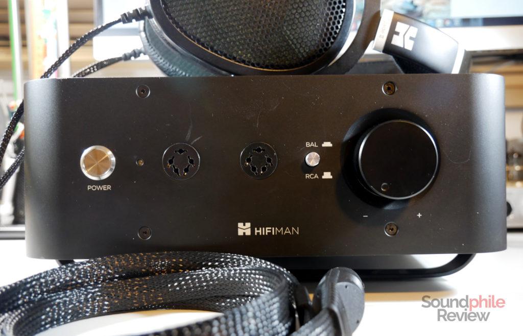 HiFIMAN Jade II amplifier front