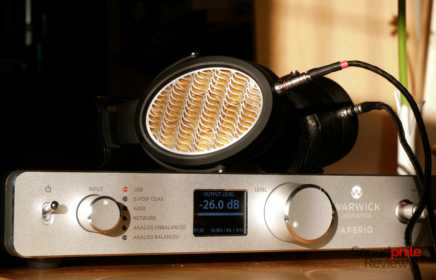 Warwich Acoustics APERIO review