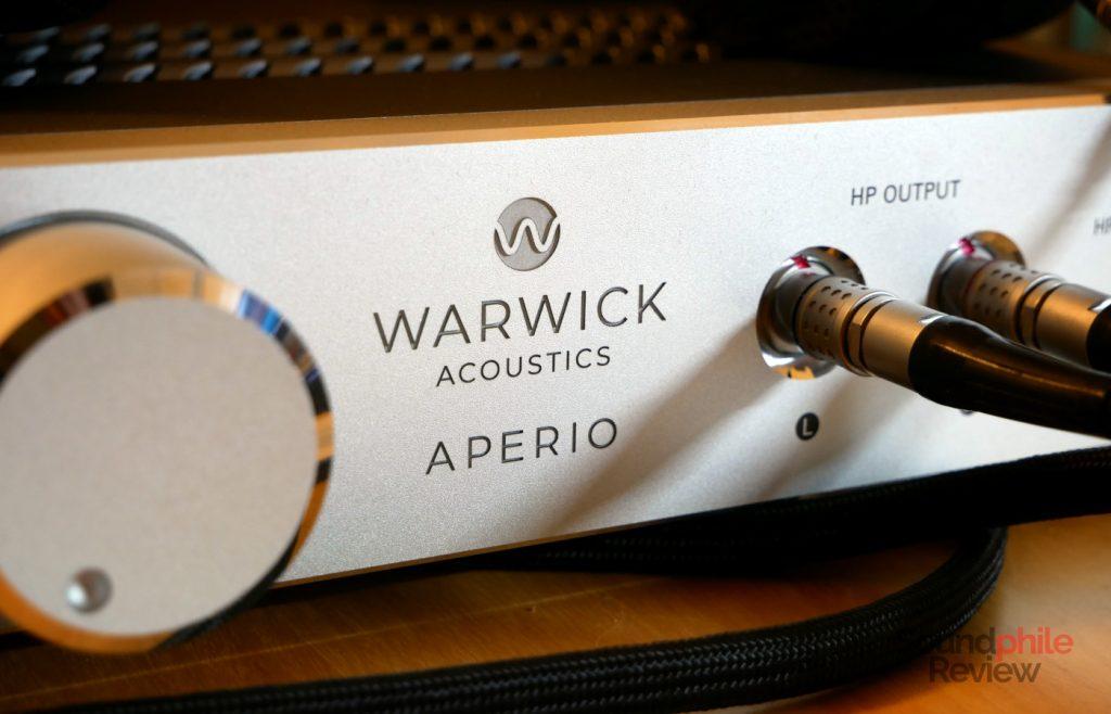 Warwick Acoustics APERIO energiser